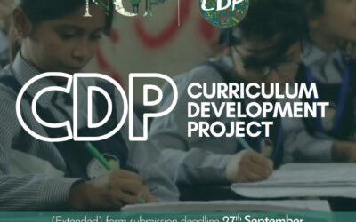 Curriculum Development Program
